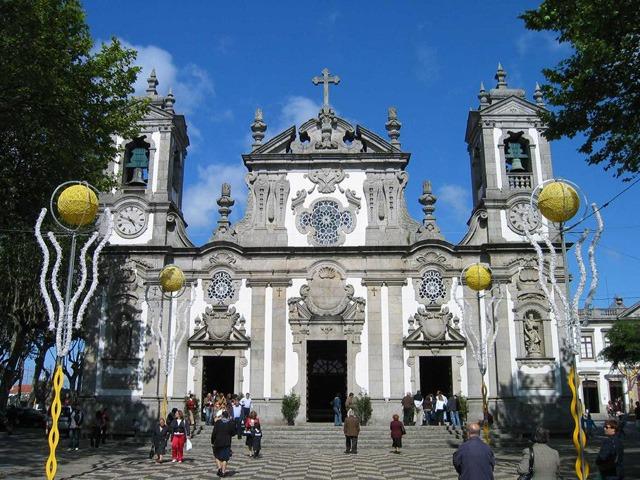 Igreja de Matosinhos