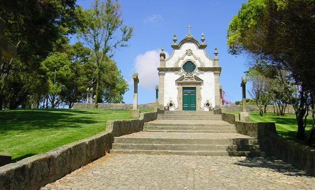 Capela de Sant'Ana - Leça da Palmeira