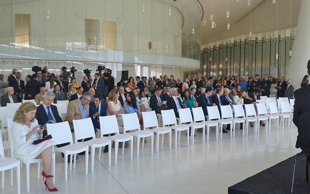 Inauguração Terminal de Cruzeiros do Porto de Leixões
