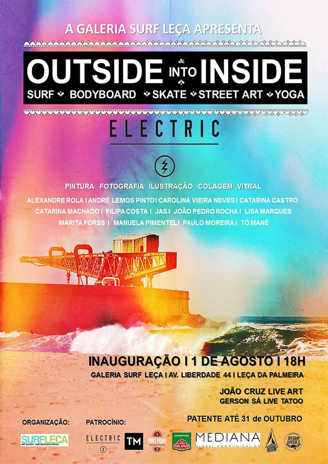 Outside into Inside - Surf
