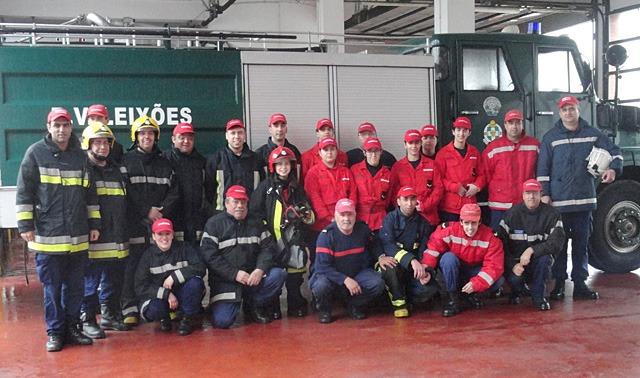 Bombeiros Voluntários de Leixões