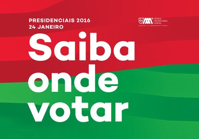 Saiba Onde Votar