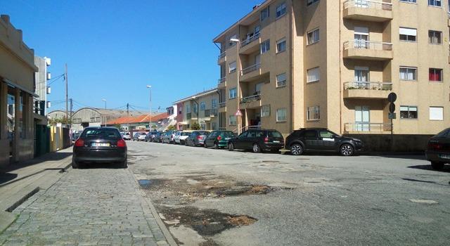 Rua Óscar da Silva