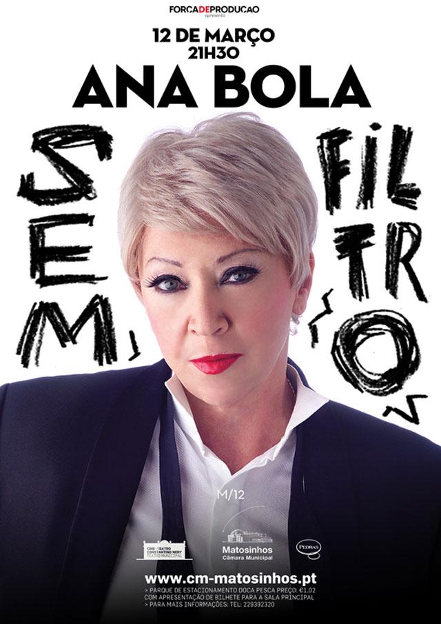 Actriz Ana Bola