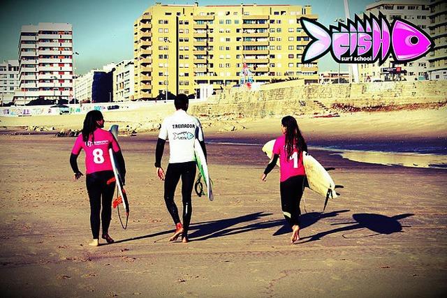 Matosinhos Surf Camp
