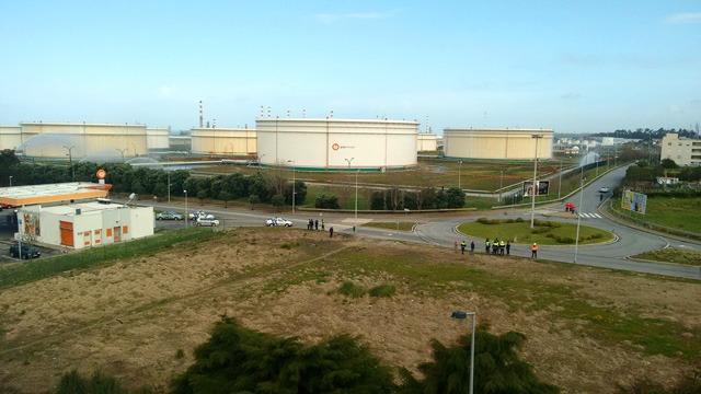 Simulacro Petrogal