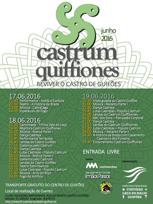 Cartaz Castrum Quiffiones