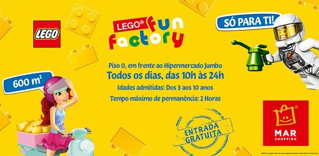 Lego Fun Factory MAR Shopping