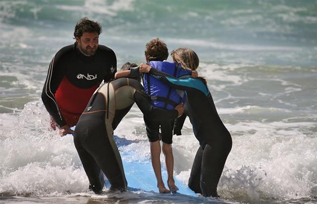 surf adaptado