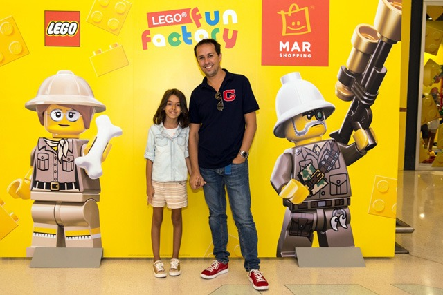 Manuel Marques no Lego Fun Factory