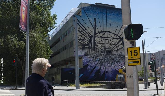 Rota de Arte Urbana