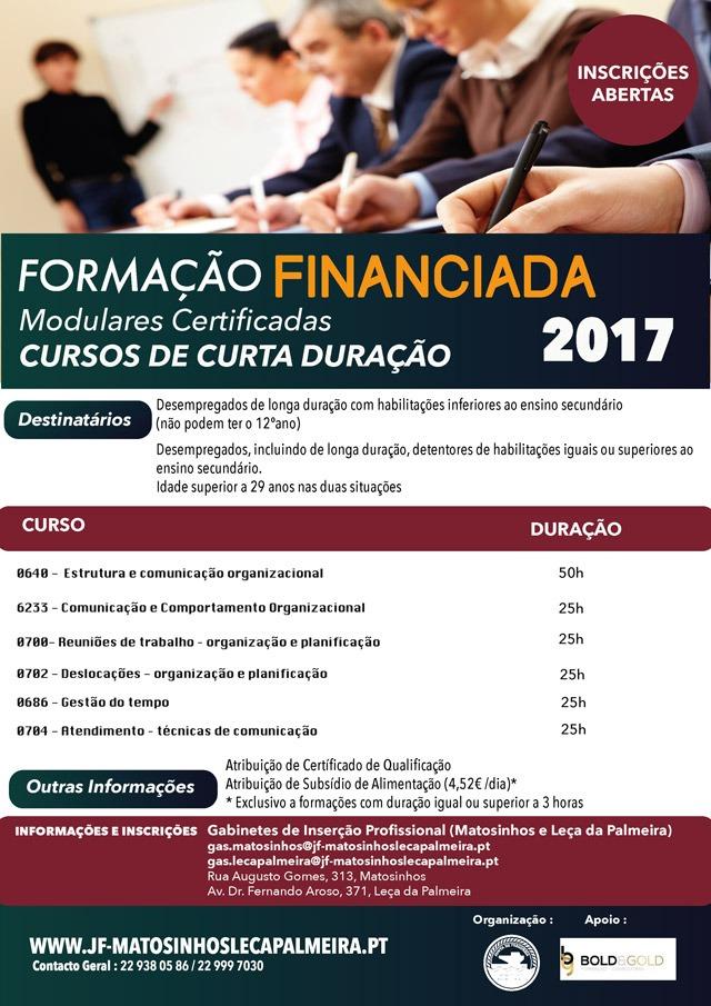 Formação Financiada
