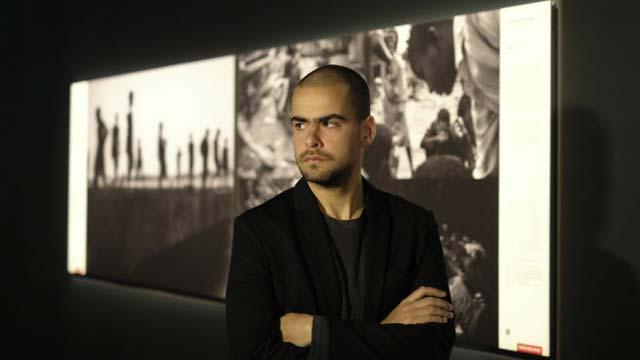 Fotojornalista Mário Cruz
