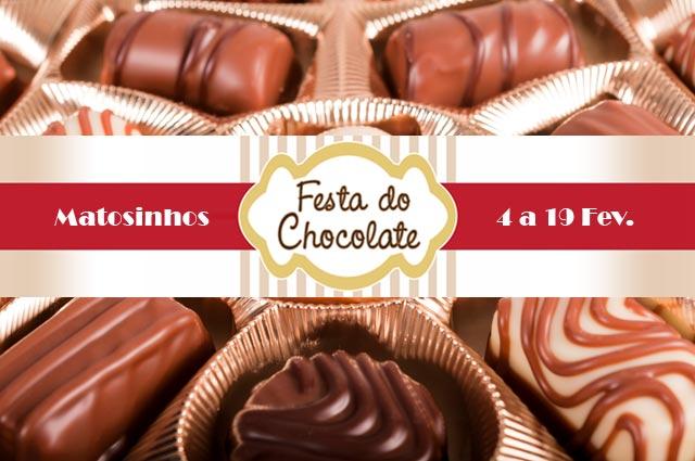 Festa do Chocolate em Matosinhos