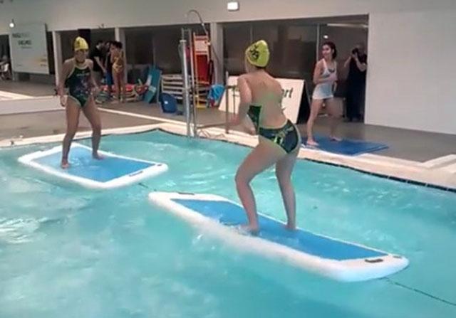 Aquafit board