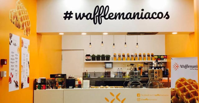 Wafflemania Mar Shopping
