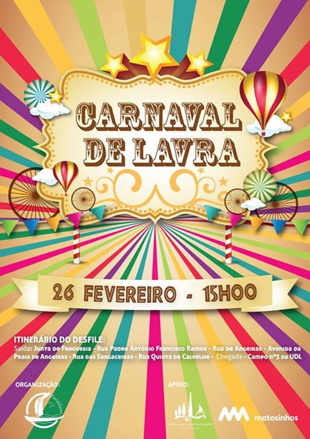 Carnaval Lavra