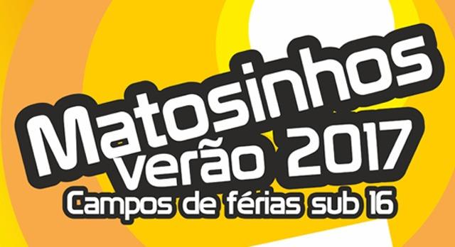 Matosinhos Verão – Campos de Férias sub-16.