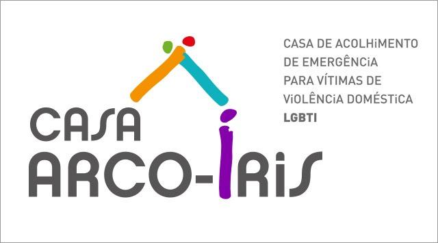 Casa Arco-Iris / Logo