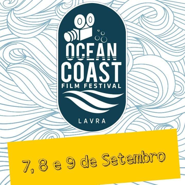 Logo Ocean Coast Film Festival - Festival de Cinema de Matosinhos