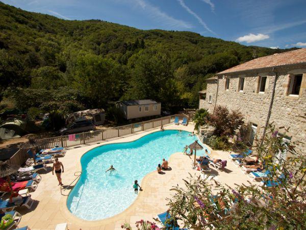 Vacances En Ardche Au Domaine De La Plage Neyrac Les