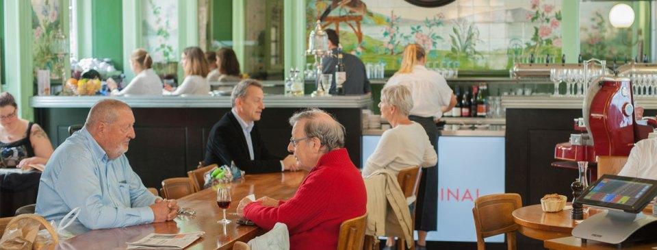Cardinal Neuchâtel restaurant historique 2017