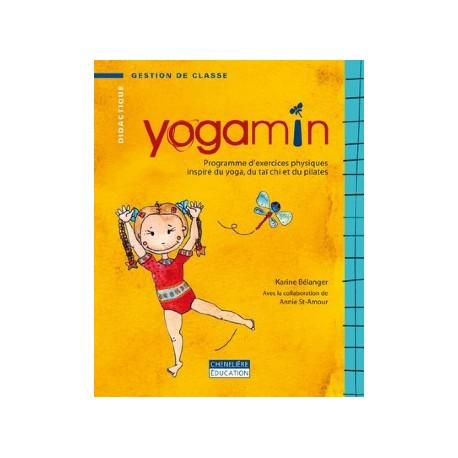 "J'ai testé ""YOGAMIN"" avec ma classe CE2/CM1"