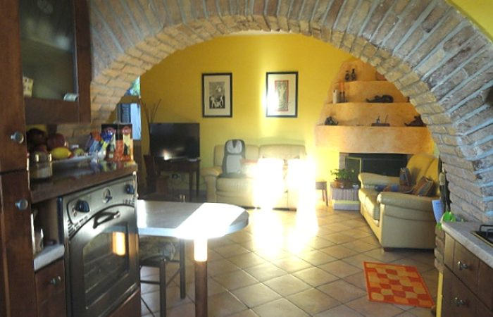 Appartamento a Colpetrazzo