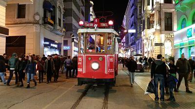 Istanbul !  Me revoilà….