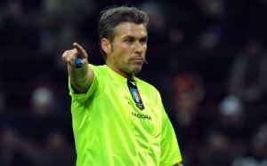 Rosetti arbitro