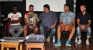 Cineclub con giocator Lecce