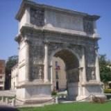 Benevento Arco di Traiano