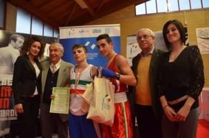 Nicola Cordella - campione italiano