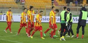 Lecce a testa bassa dopo la sconfitta col Martina