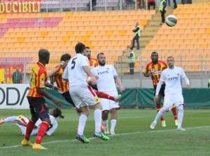 gol Papini col Benevento