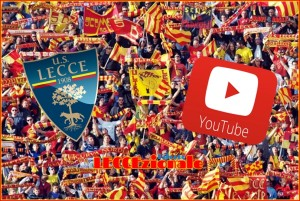 U.S. Lecce e Youtube