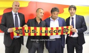 Nuova dirigenza U.S. Lecce