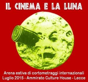 Il cinema e la Luna