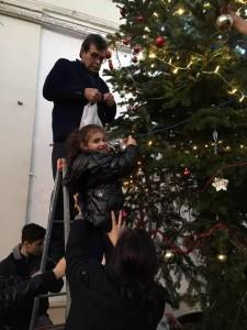 Albero di Natale Villa Convento
