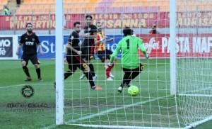 Il primo gol di Davis Curiale