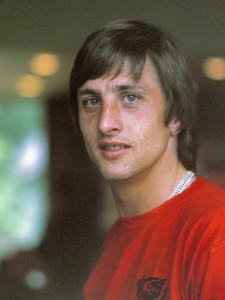 Koppen Nederlandse voetballers; Johan Cruyff *30 april 1974