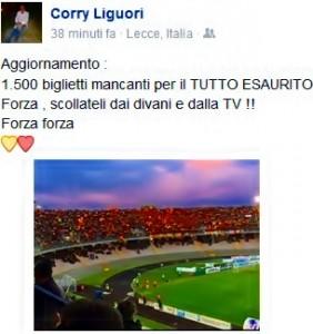 post Liguori Lecce-Catanzaro