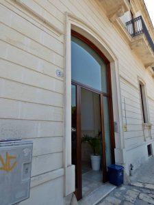 sede U.S. Lecce esterno