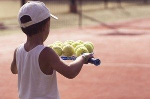 sport bambino tennis