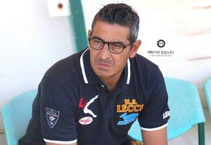 Padalino 1a di campionato col Lecce a Monopoli
