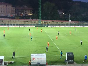 Tim Cup Lecce ad Ascoli