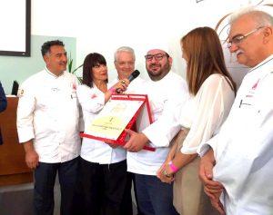 Il pasticciere Giuseppe Zippo premiato a Milano