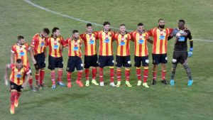 squadra Lecce vs Akragas