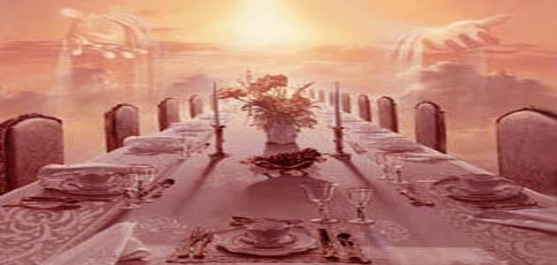 LA CENA DE BODAS DEL CORDERO   Lección 13  Domingo 24 de marzo