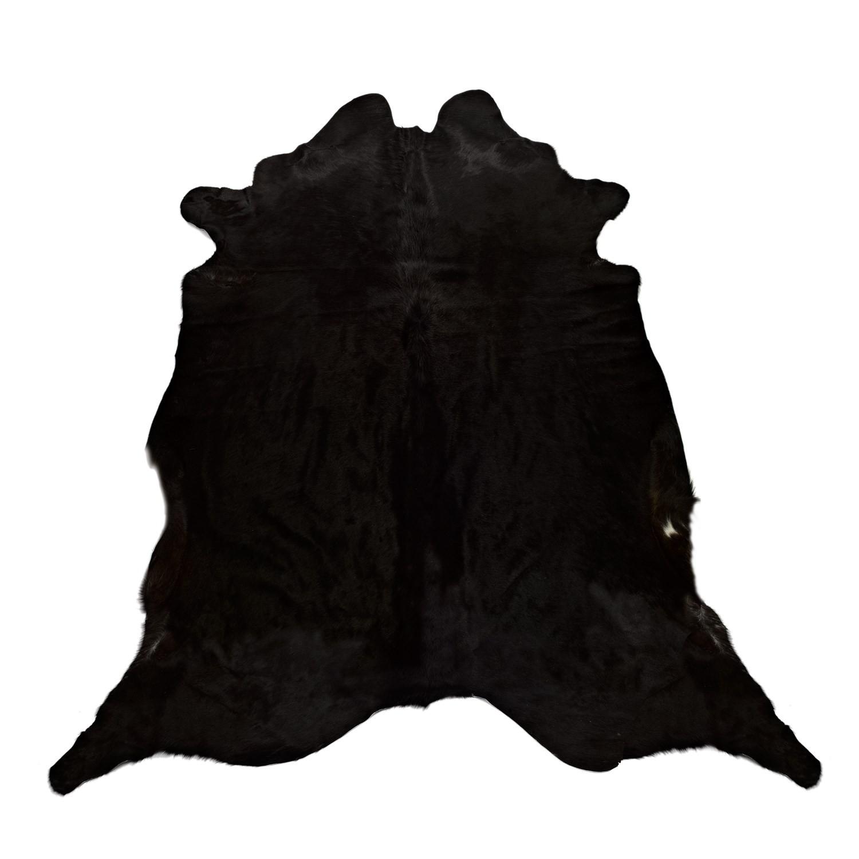 peau de bete en cuir bullskin de pols potten noir